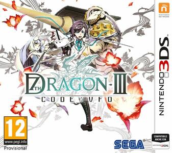 7th Dragon III - 3DS