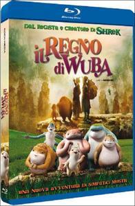 Il regno di Wuba di Raman Hui - Blu-ray