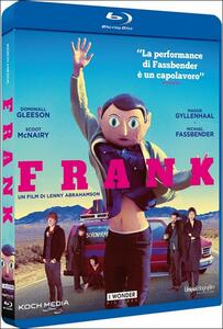 Frank di Lenny Abrahamson - Blu-ray