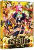 Film One Piece Gold. Il film (DVD) Hiroaki Miyamoto