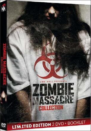 Zombie Massacre Collection 2 Dvd Dvd Film Di Luca Boni Marco Ristori Horror Ibs