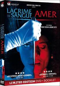 Amer. Lacrime di sangue. Limited Edition (2 DVD) di Hélène Cattet,Bruno Forzani