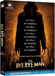 The Bye Bye Man. Limited Edition con Booklet (Blu-ray) di Stacy Title - Blu-ray
