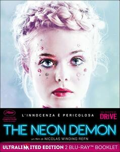 The Neon Demon (2 Blu-ray)<span>.</span> Ultra Limited Edition di Nikolas Winding Refn - Blu-ray