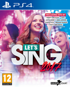 Videogioco Let's Sing 2017 + microfono - PS4 PlayStation4