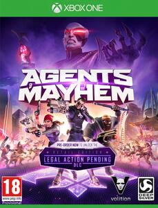 Agents of Mayhem - XONE - 3