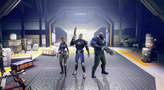 Agents of Mayhem - XONE - 5