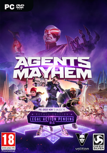 Videogioco Agents of Mayhem - PC Personal Computer 0