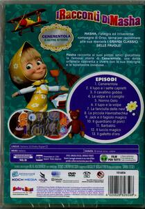 I racconti di Masha. Vol. 2. Cenerentola e altre storie - DVD - 2