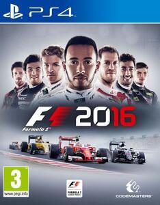 F1 2016 Standard Edition - PS4