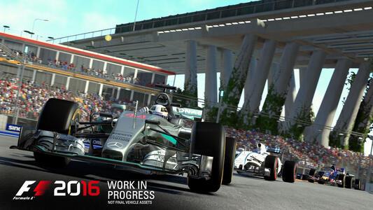 F1 2016 Standard Edition - PS4 - 14