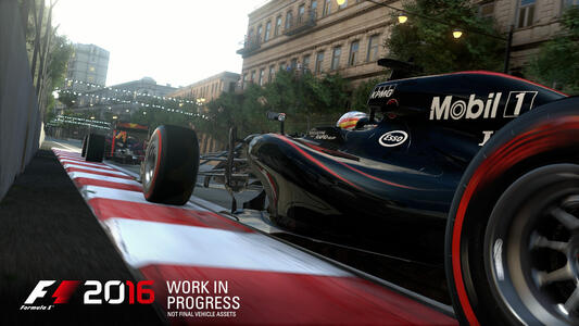F1 2016 Standard Edition - PS4 - 4