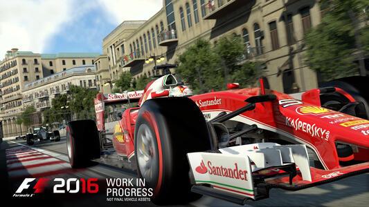 F1 2016 Standard Edition - PS4 - 6