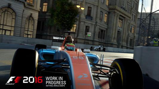 F1 2016 Standard Edition - PS4 - 7