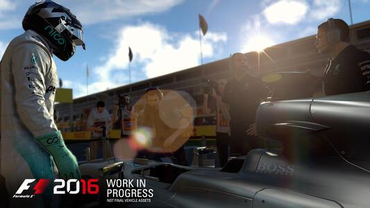 F1 2016 Standard Edition - PS4 - 9