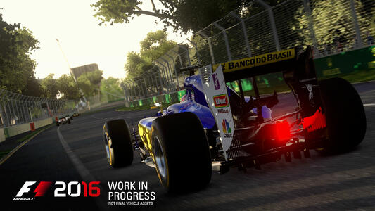 F1 2016 Standard Edition - PS4 - 10