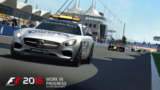 F1 2016 Standard Edition - PS4 - 11