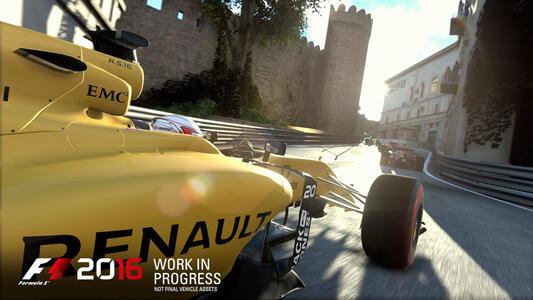 F1 2016 Standard Edition - PC - 5