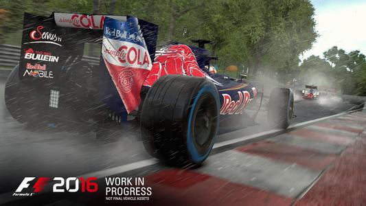 Videogioco F1 2016 Limited Edition - XONE Xbox One 3