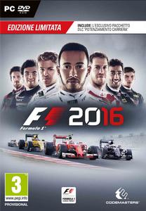 Videogioco F1 2016 Limited Edition - PC Personal Computer 0
