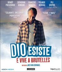 Cover Dvd Dio esiste e vive a Bruxelles (Blu-ray)