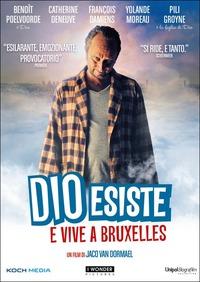 Cover Dvd Dio esiste e vive a Bruxelles (DVD)