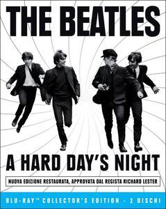 A Hard Day's Night. The Beatles (2 Blu-ray) di Richard Lester - Blu-ray