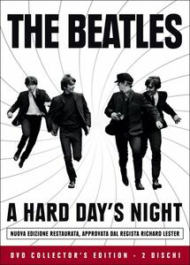 A Hard Day's Night. The Beatles (2 DVD)<span>.</span> Collector's Edition di Richard Lester - DVD