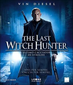 The Last Witch Hunter. L'ultimo cacciatore di streghe di Breck Eisner - Blu-ray