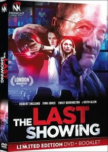 The Last Showing. Limited Edition (DVD)<span>.</span> Limited Edition di Phil Hawkins - DVD