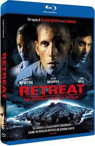 Retreat. Nessuna via di fuga (Blu-ray) di Carl Tibbetts - Blu-ray