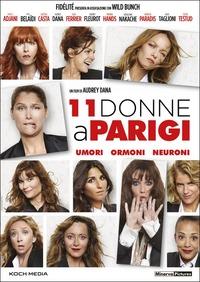 Cover Dvd 11 donne a Parigi (Blu-ray)