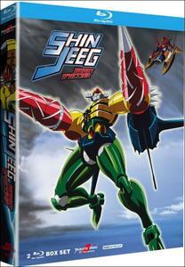 Shin Jeeg Robot d'acciaio (2 Blu-ray) - Blu-ray