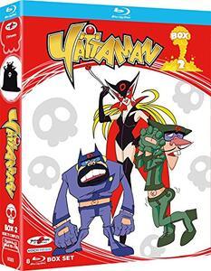 Film Yattaman. Vol. 2. Con booklet (8 Blu-ray) Hiroshi Sasagawa Mamoru Oshii