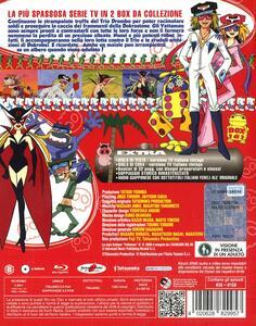 Yattaman. Vol. 2. Con booklet (8 Blu-ray) di Hiroshi Sasagawa,Mamoru Oshii - Blu-ray - 2