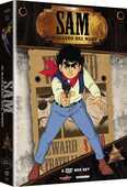 Film Sam il ragazzo del West (DVD) Hiroaki Miyamoto