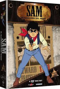 Sam il ragazzo del West (8 DVD) di Hiroaki Miyamoto - DVD