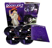 Cover Dvd Rocky Joe. Serie 2. Box 2 (DVD)