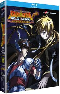 I Cavalieri dello Zodiaco. The Lost Canvas. Vol. 1 (2 Blu-ray) - Blu-ray