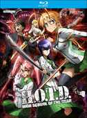 Film H.O.T.D. High School of the Dead