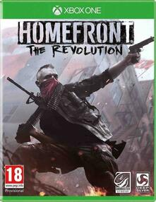 Homefront: The Revolution + Steelbook - XONE