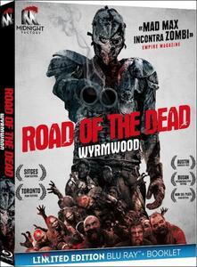 Road Of The Dead. Wyrmwood. Limited Edition (2 Blu-ray)<span>.</span> Limited Edition di Kiah Roache-Turner - Blu-ray