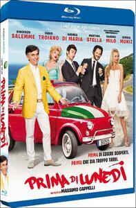 Prima di lunedì di Massimo Cappelli - Blu-ray