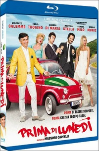 Cover Dvd Prima di lunedì (Blu-ray)