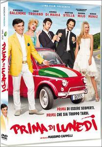 Prima di lunedì di Massimo Cappelli - DVD
