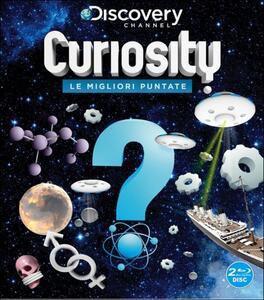 Curiosity. Le migliori puntate. Discovery Channel (2 Blu-ray) - Blu-ray