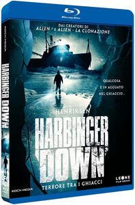 Harbinger Down. Terrore tra i ghiacci (Blu-ray) di Alec Gillis - Blu-ray