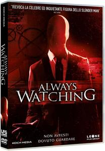 Always Watching. A Marble Hornets Story (DVD) di James Moran - DVD