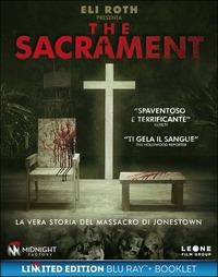 Cover Dvd Sacrament (Blu-ray)