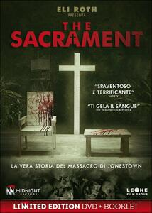The Sacrament<span>.</span> Limited Edition di Ti West - DVD